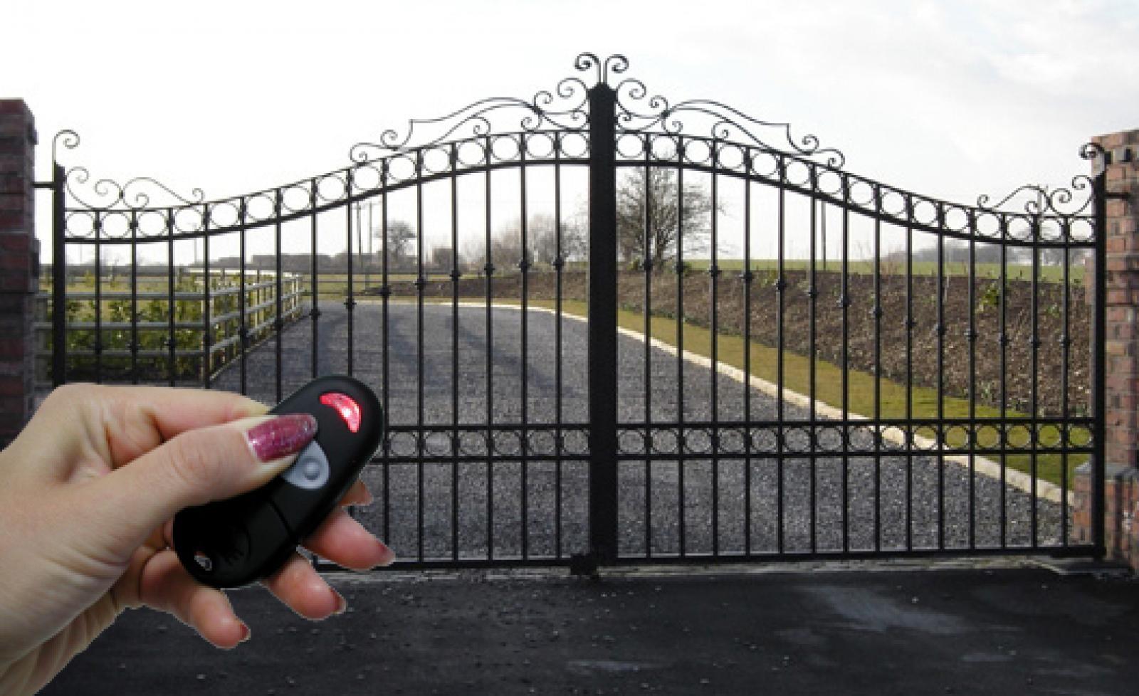 универсальный пульт для ворот и шлагбаумов Киев